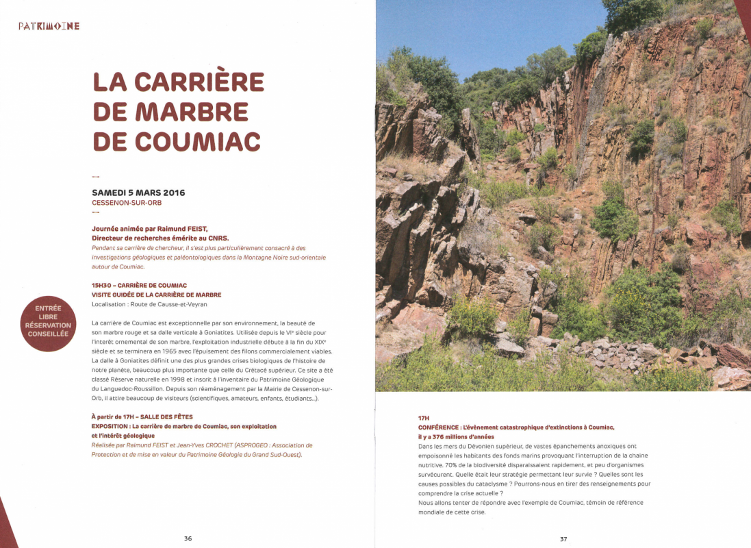 2016 03 05 carriere de coumiac