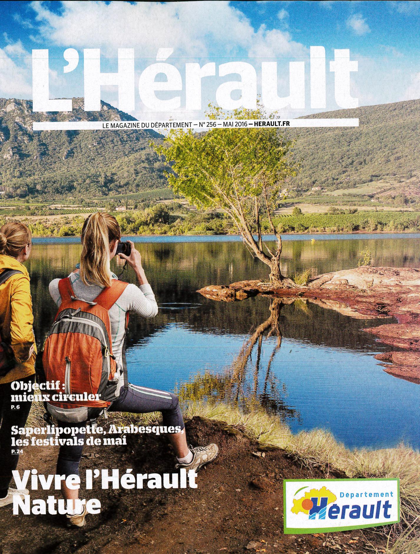 2016 05 magazine herault