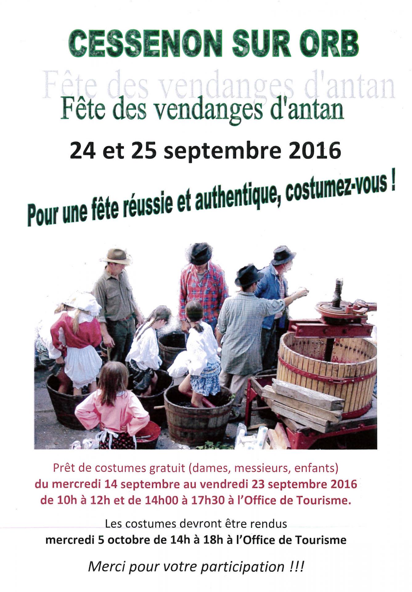 2016 09 14 pret costume fete des vendanges