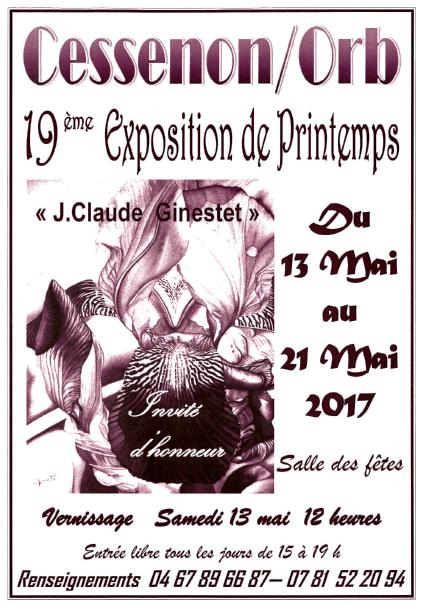 2017 05 13 exposition de printemps