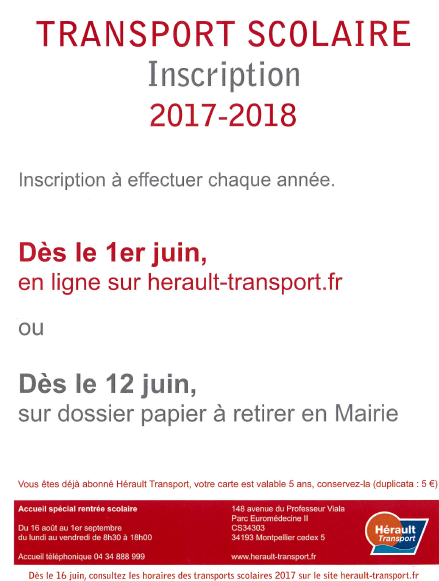 2017 06 07 transport scolaire