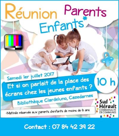 Réunion Parents Enfants