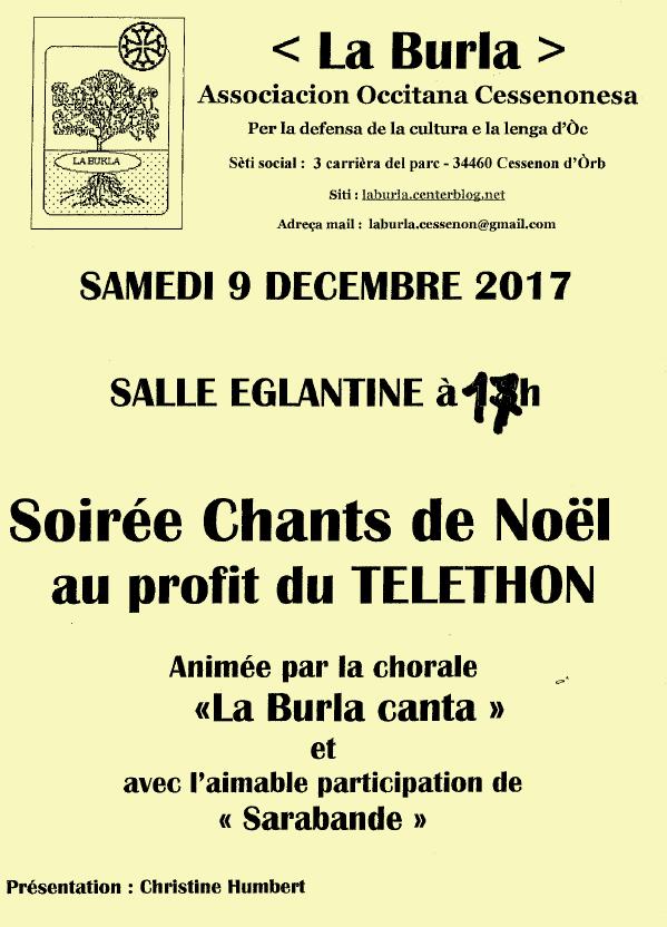 2017 12 9 soiree telethon