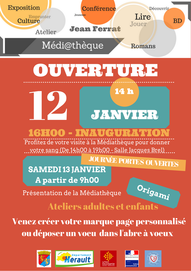 2018 01 12 ouverture mediatheque