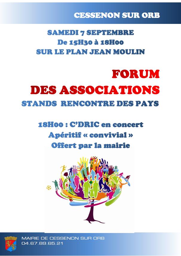 2019 09 07 forum associations 2019