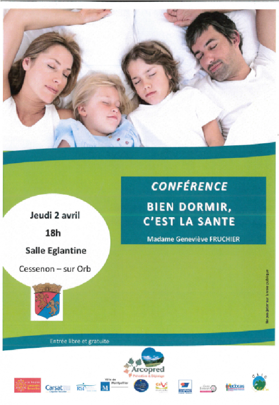 Conference sommeil