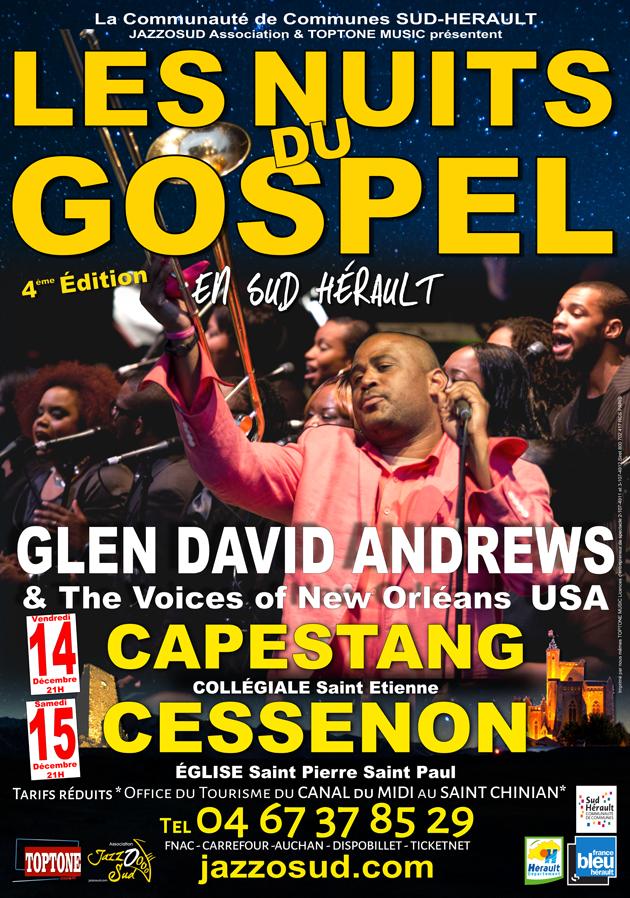 Les nuits du gospel 70x100630w