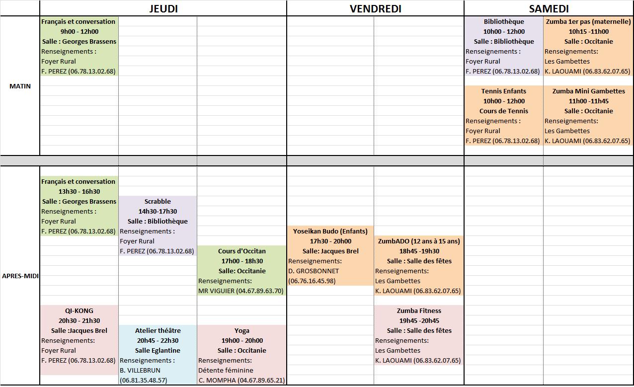 Planning association 4